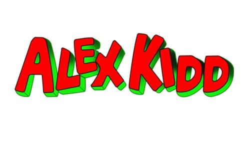 Alex Kidd games