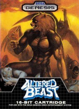 Play Altered Beast (Genesis) online in browser