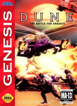 Play Dune: The Battle for Arrakis (Genesis) game online