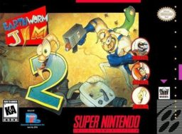 Earthworm Jim 2 (SNES)