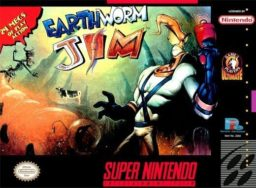 Play Earthworm Jim (SNES) game online