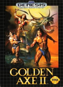 play Golden Axe II online