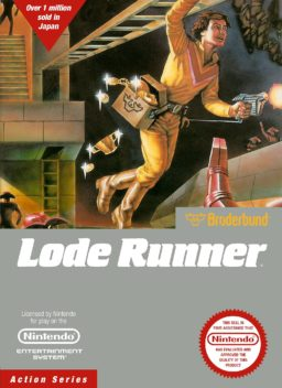 Lode Runner (USA) ROM online in browser | NES