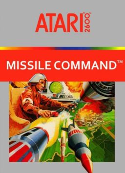 Play Misille Command Atari 2600 game online