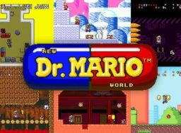 Play New Dr. Mario World (SNES) game online