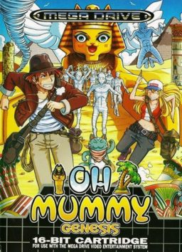 Play Oh Mummy (Genesis) game online