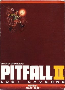 Play Pitfall 2 atari 2600 game online