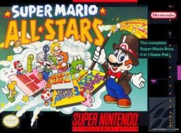 Play Super Mario All-Stars online (SNES)