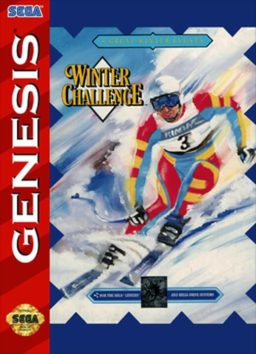 Play Winter Challenge Game online
