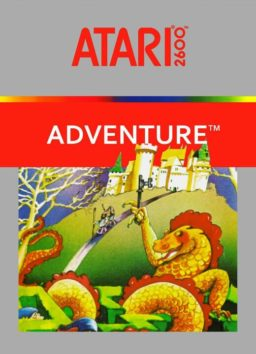 Play Adventure online (Atari 2600)