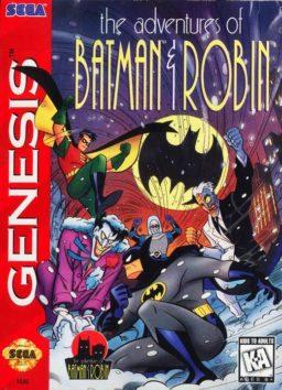 Play Adventures of Batman & Robin (genesis) game cover