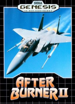 Play After Burner II game online