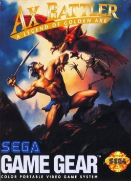 Play Ax Battler - A Legend of Golden Axe - Game Gear game online