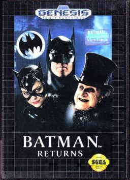 Play Batman Returns game online