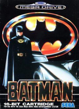 Play Batman online (Sega Genesis)