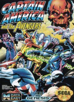 Play Captain America and the Avengers online (Sega Genesis)