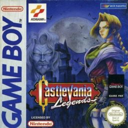 Play Castlevania Legends Gameboy game online