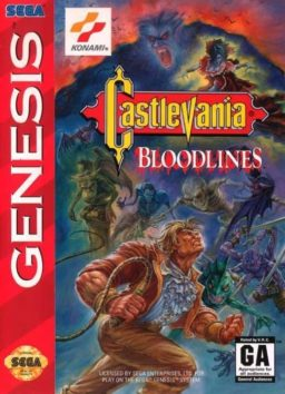 Play Castlevania Bloodlines game online