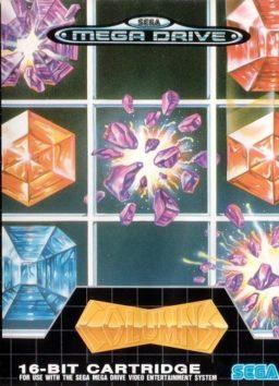 Play Columns online (Sega Genesis)