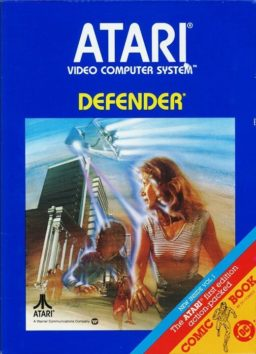 Play Defender online (Atari 2600)
