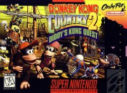 Play Donkey Kong Country 2 - Diddy's Kong Quest (USA) (En,Fr) Game online