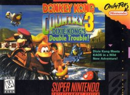 Play Donkey Kong Country 3 - Dixie Kong's Double Trouble! (USA) (En,Fr) game online