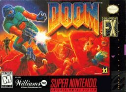 Play DOOM online (SNES)