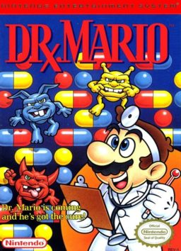 Play Dr. Mario game online (NES)