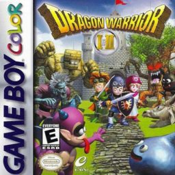 Play Dragon Warrior I & II (Gameboy Color) game online