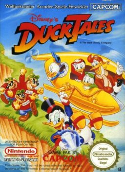 Play DuckTales (NES) game online