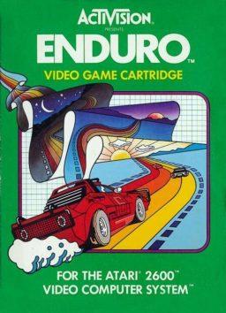 Play Enduro online (Atari 2600)