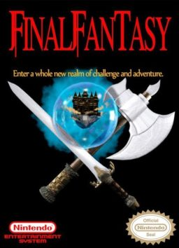 Play Final Fantasy NES game online