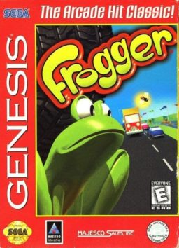 Play Frogger (Sega Genesis) game online