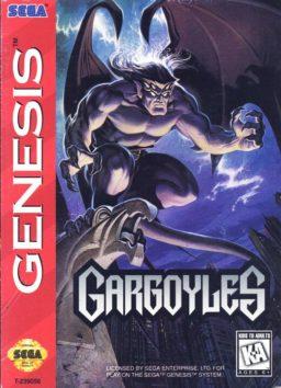 Play Gargoyles online (Sega Genesis)