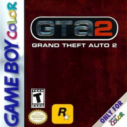 Play Grand Theft Auto 2 online (Gameboy Color)