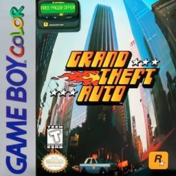 Play Grand Theft Auto online (Gameboy Color)
