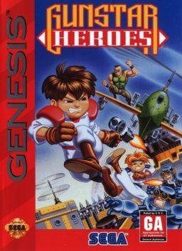 Play Gunstar Heroes online (Genesis)