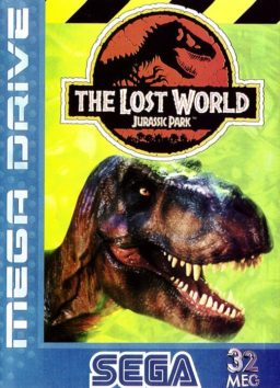 Play Jurassic Park 2 - The Lost World online (Sega Genesis)