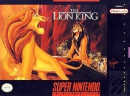 Play The Lion King online (SNES)