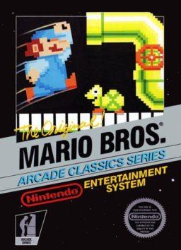 Play Mario Bros online (NES)