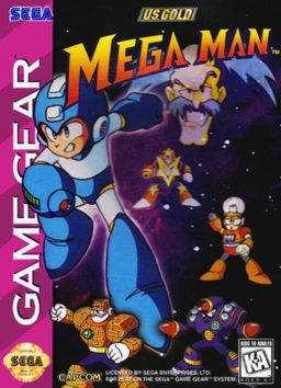 Play Mega Man - Game Gear game online