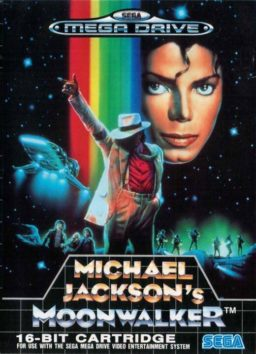Play Michael Jackson's Moonwalker online (Genesis)