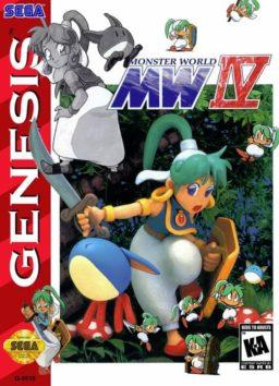 Play Monster World IV Sega Genesis game online