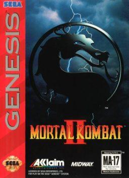 Play Mortal Kombat II online (Genesis)