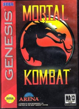 Play Mortal Kombat online (Genesis)