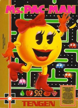 Play Ms Pac-Man (NES) game online