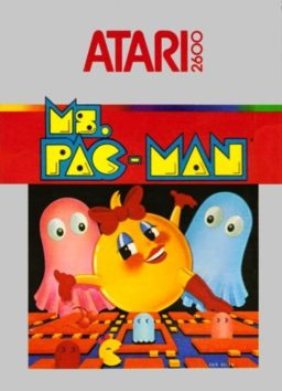 Play Ms. Pac-Man Atari 2600 game online