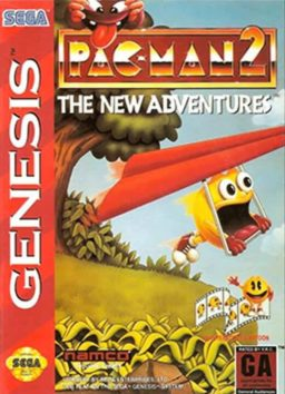 Play Pac-Man 2 - The New Adventures Sega Genesis game online