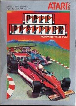 Play Pole Position online (Atari 2600)