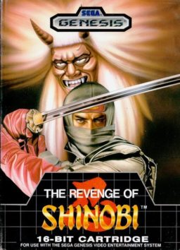 Play Revenge of Shinobi online (Genesis)